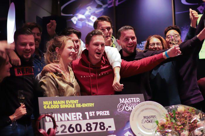 Kevin Paqué memenangkan Acara Utama MCOP 2019