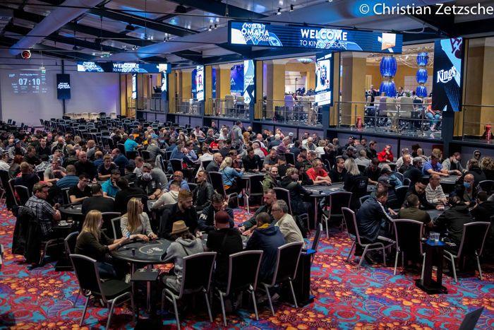 Poker Room King's Resort dan Casino