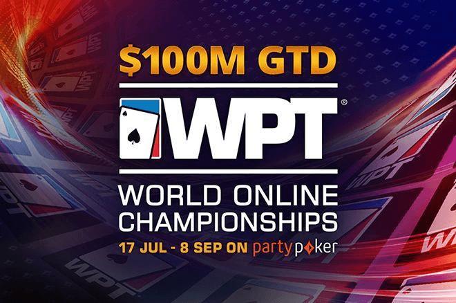 Kejuaraan Online Dunia WPT