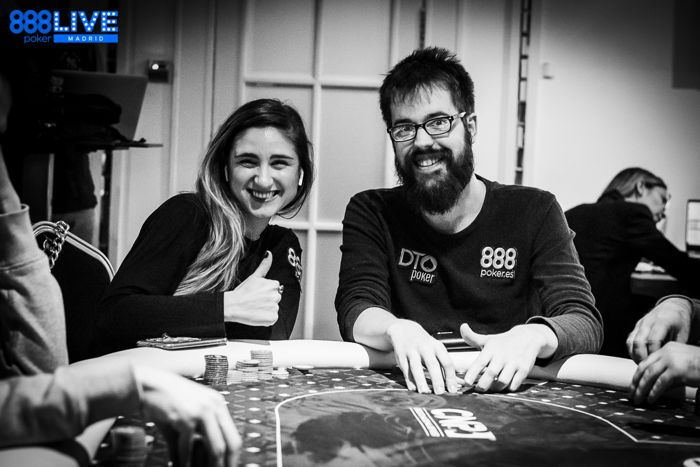 Ana Marquez dan Dominik Nitsche