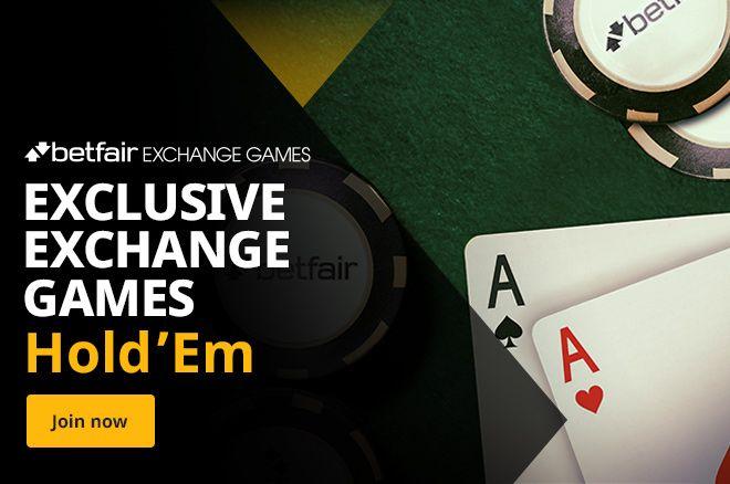 Betfair Exchange Games Hold'em