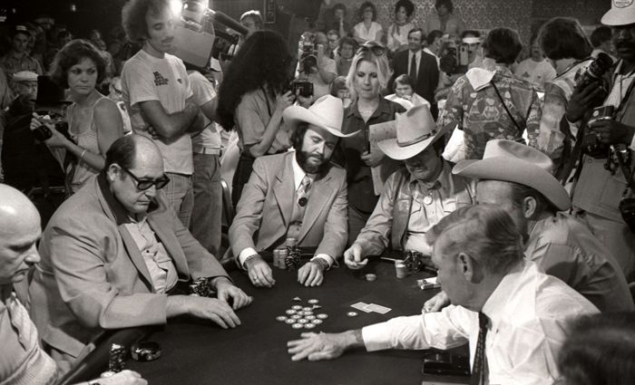 Doyle Brunson, Crandell Addington & more legends.