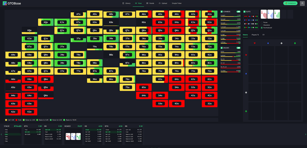 Simple Poker GTOBase