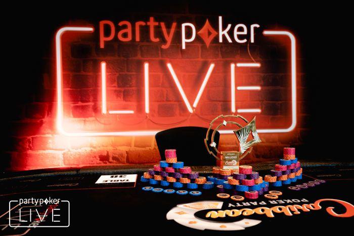 partypoker Caribbean Poker Party
