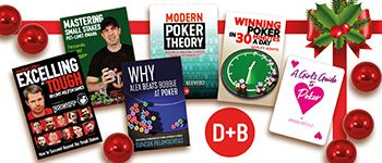 D&B Poker Holiday Gift Guide