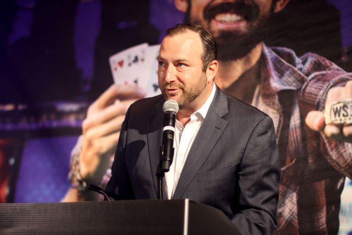 Direktur WSOP Ty Stewart