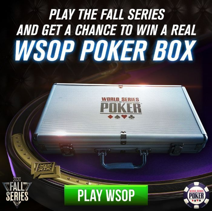 WSOP Poker Box