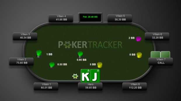 Gareth James Poker