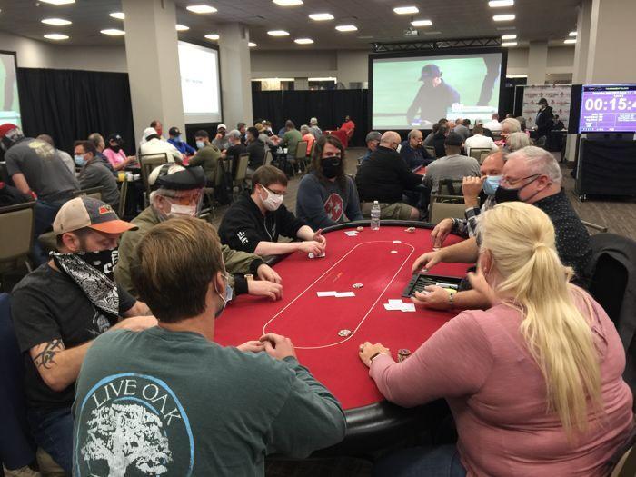 Pearl River Poker Open Field
