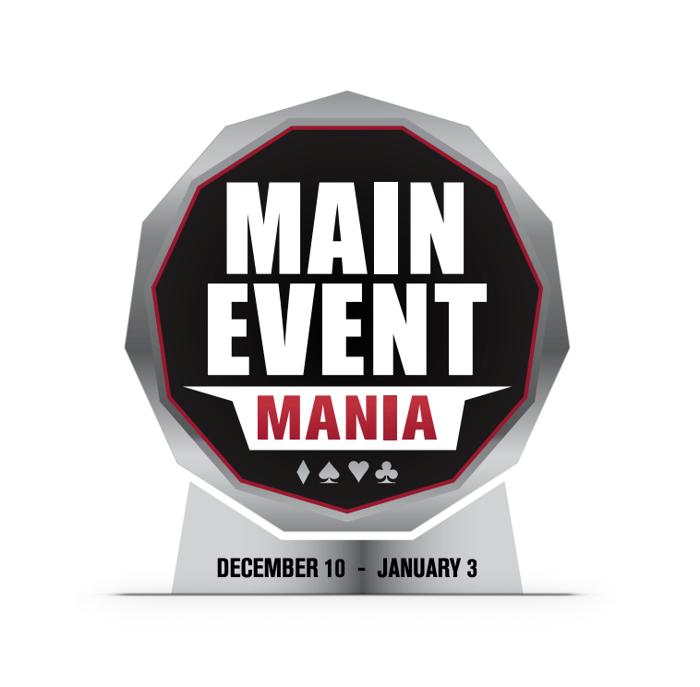 Bally's Main Event Mania logo