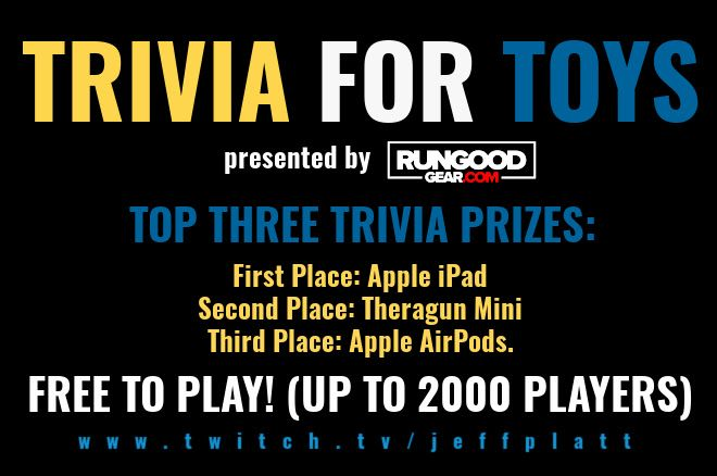 RunGoodGear Trivia for Toys