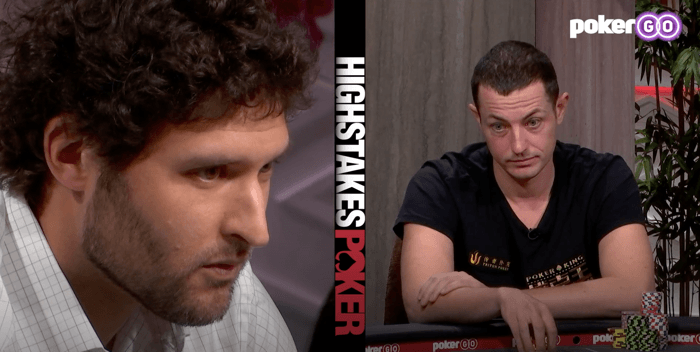 Michael Schwimer vs Tom Dwan