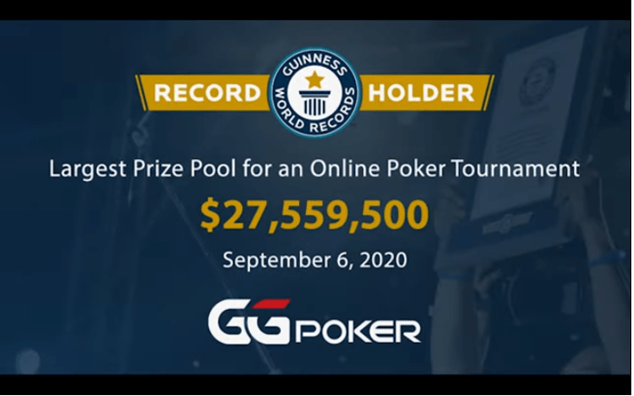 GGPoker Makes Guinness Records