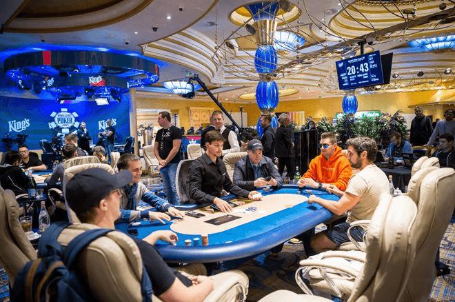 King's Resort PokerNews daftar uang sepanjang masa