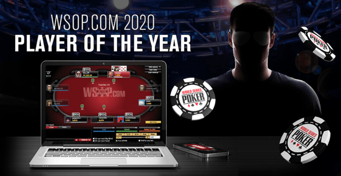 2020 WSOP.com Player of the Year