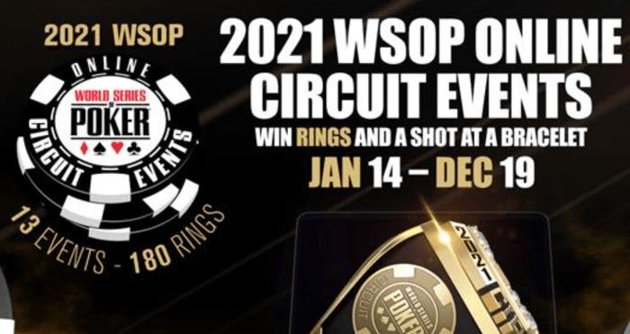 WSOP Online Circuit
