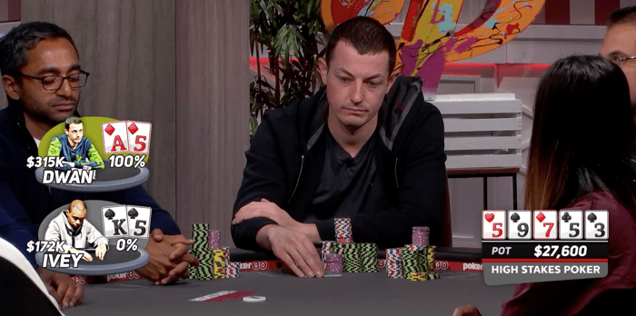 High Stakes Poker Tom Dwan