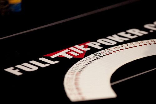 Full Tilt Poker. Courtesy of the FTP Blog