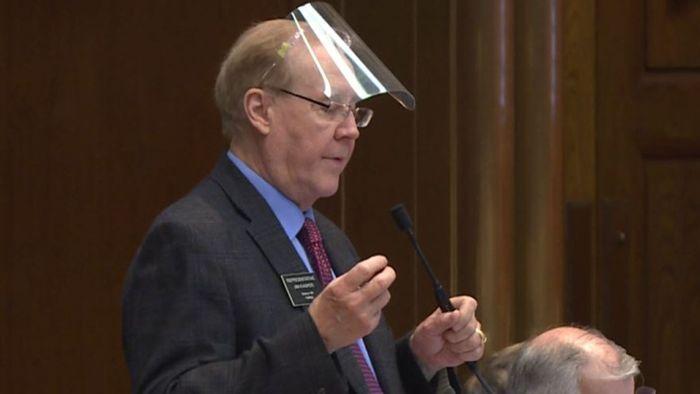 Rep. Jim Kasper, R-Fargo(KFYR-TV)