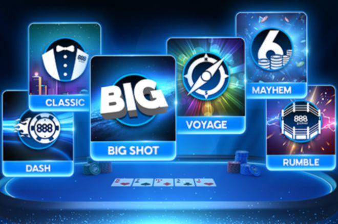 Jadwal Turnamen Baru 888poker