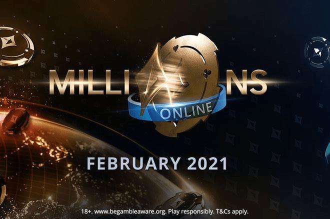 partypoker JUTAAN Online 2021
