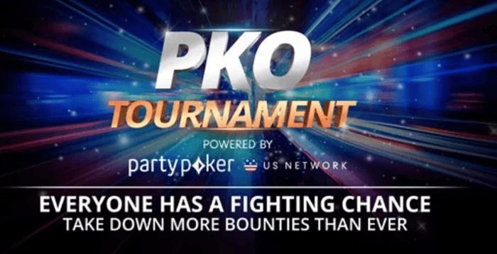 partypoker US PKO