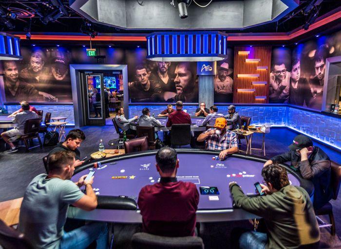 PokerGo Studio Tournament Area
