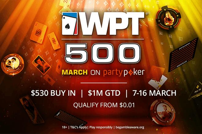 partypoker WPT500