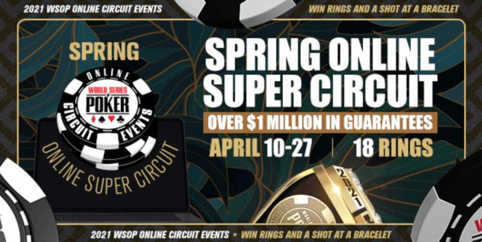 WSOP.com Sirkuit Super Online Musim Semi