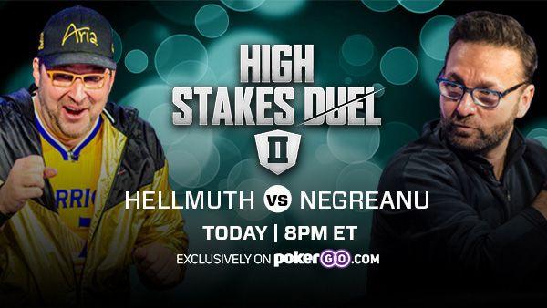 Hellmuth vs. Negreanu