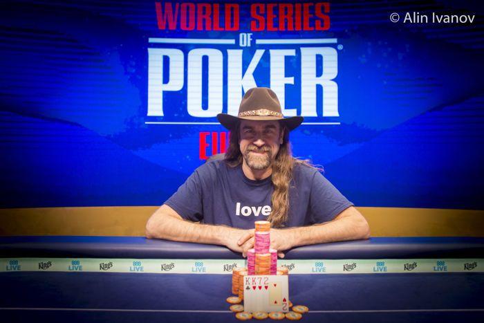 Chris Ferguson, WSOPE Event #7 Winner