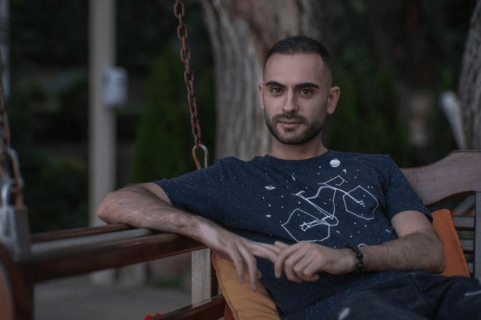 2020 WSOP Online Main Event Champion Stoyan Madanzhiev