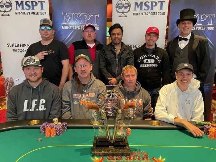 MSPT Deadwood Final Table