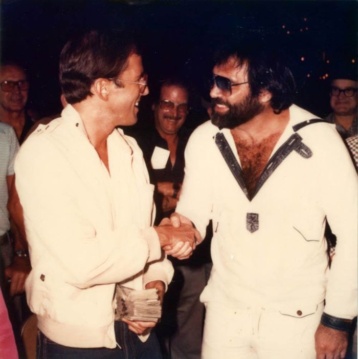 Bruce Hershenson and Tommy Hufnagle