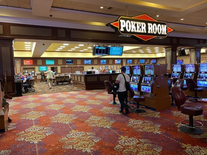 South Point Poker Room