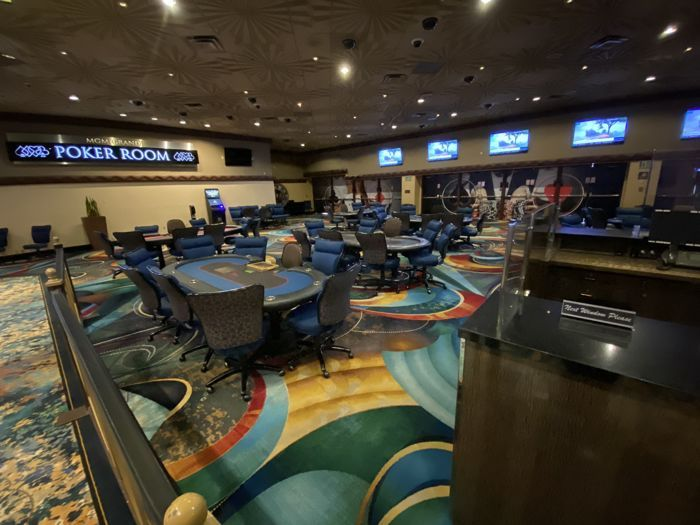 MGM Poker Room