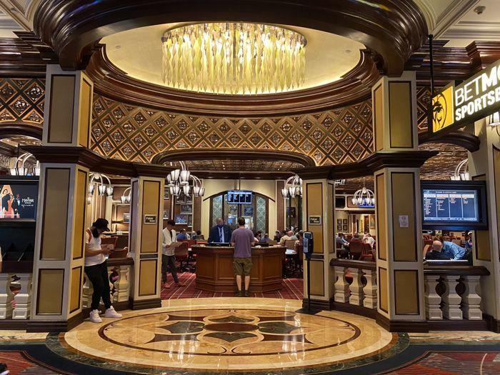 Bellagio Poker Room