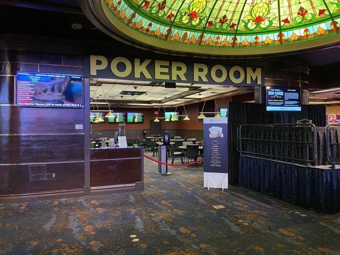 Westgate Poker Room