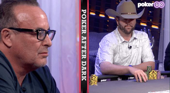 Dan Shak vs. Jake Daniels