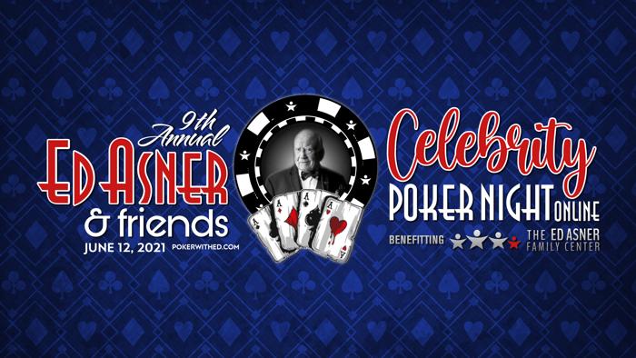Ed Asner Poker