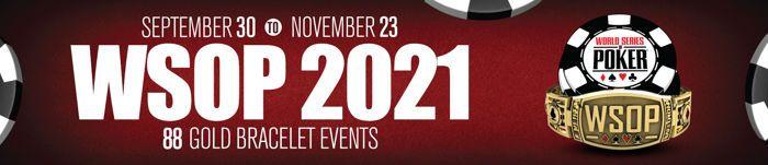 2021 WSOP