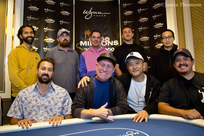 Wynn Millions Final Table