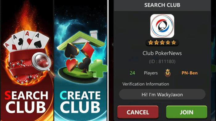 Rejoindre le Club PokerActualités