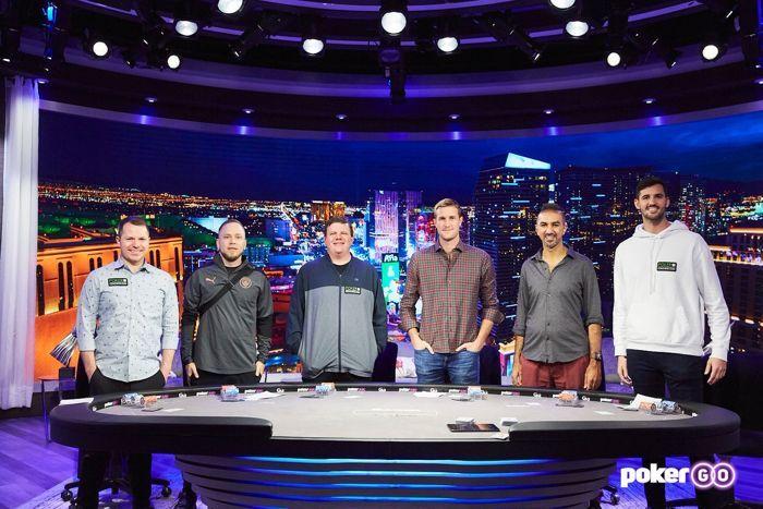 Justin Saliba Poker Setelah Gelap