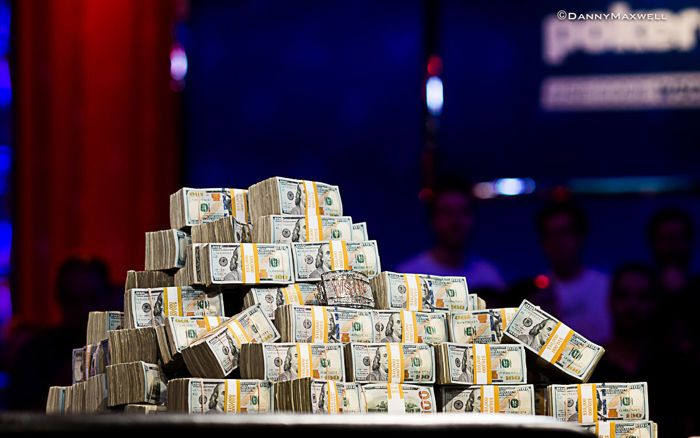 WSOP 2018 First Place Money