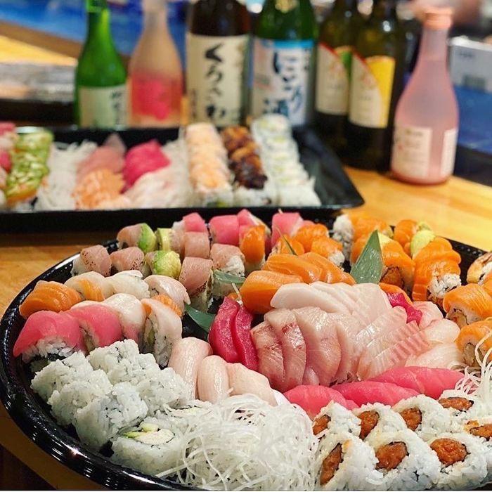 Umiya sushi Las Vegas