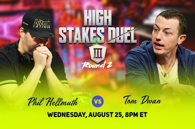 Phil Hellmuth vs. Tom Dwan