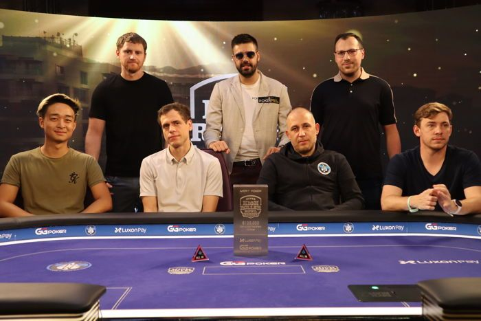 Event #6 Final Table
