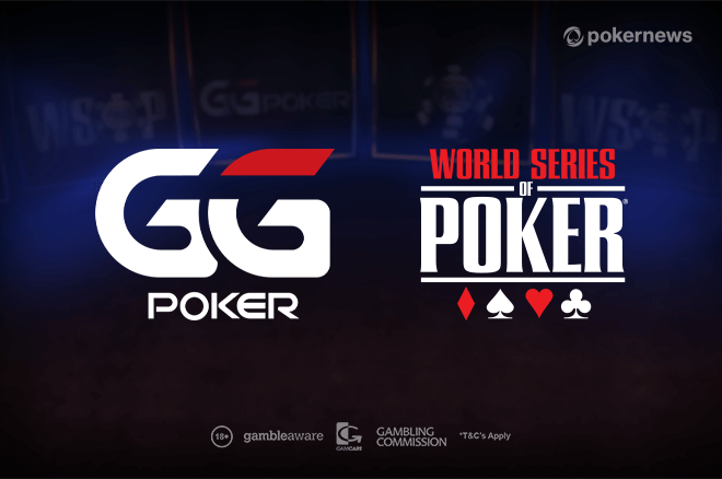 2021 GGPoker WSOP Online
