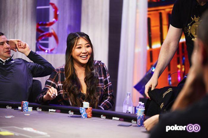 maria saya poker